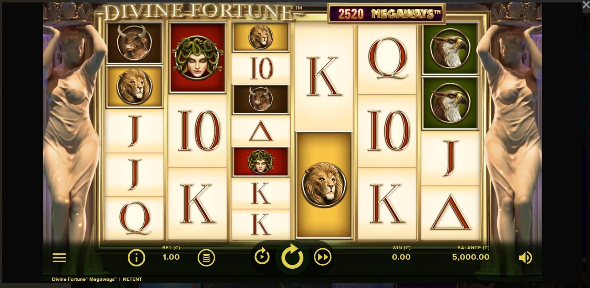 GamePLay at Cozino Casino