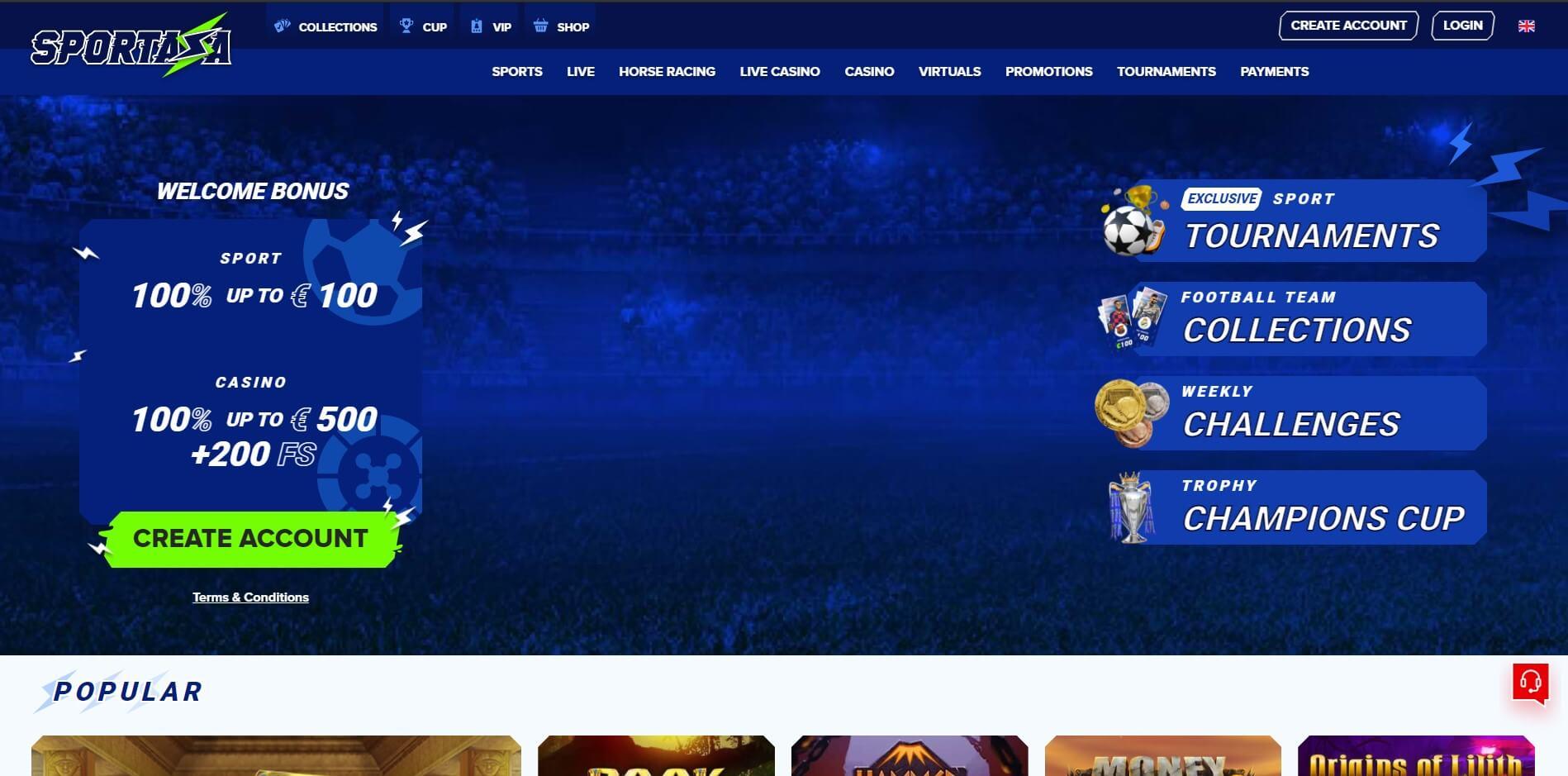 sportaza.com - Website Review