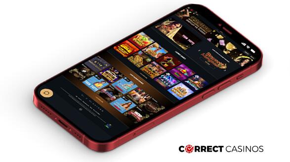 Ivanka Casino - Mobile Version