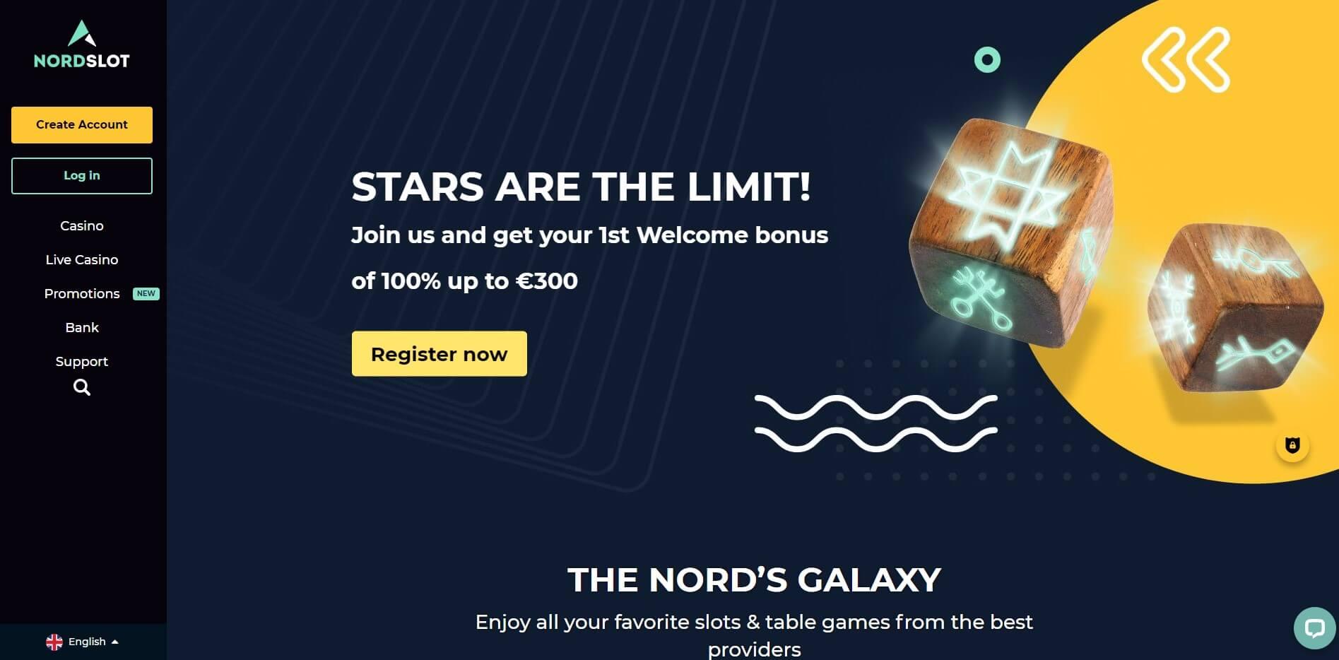 nordslot.com - Website Review