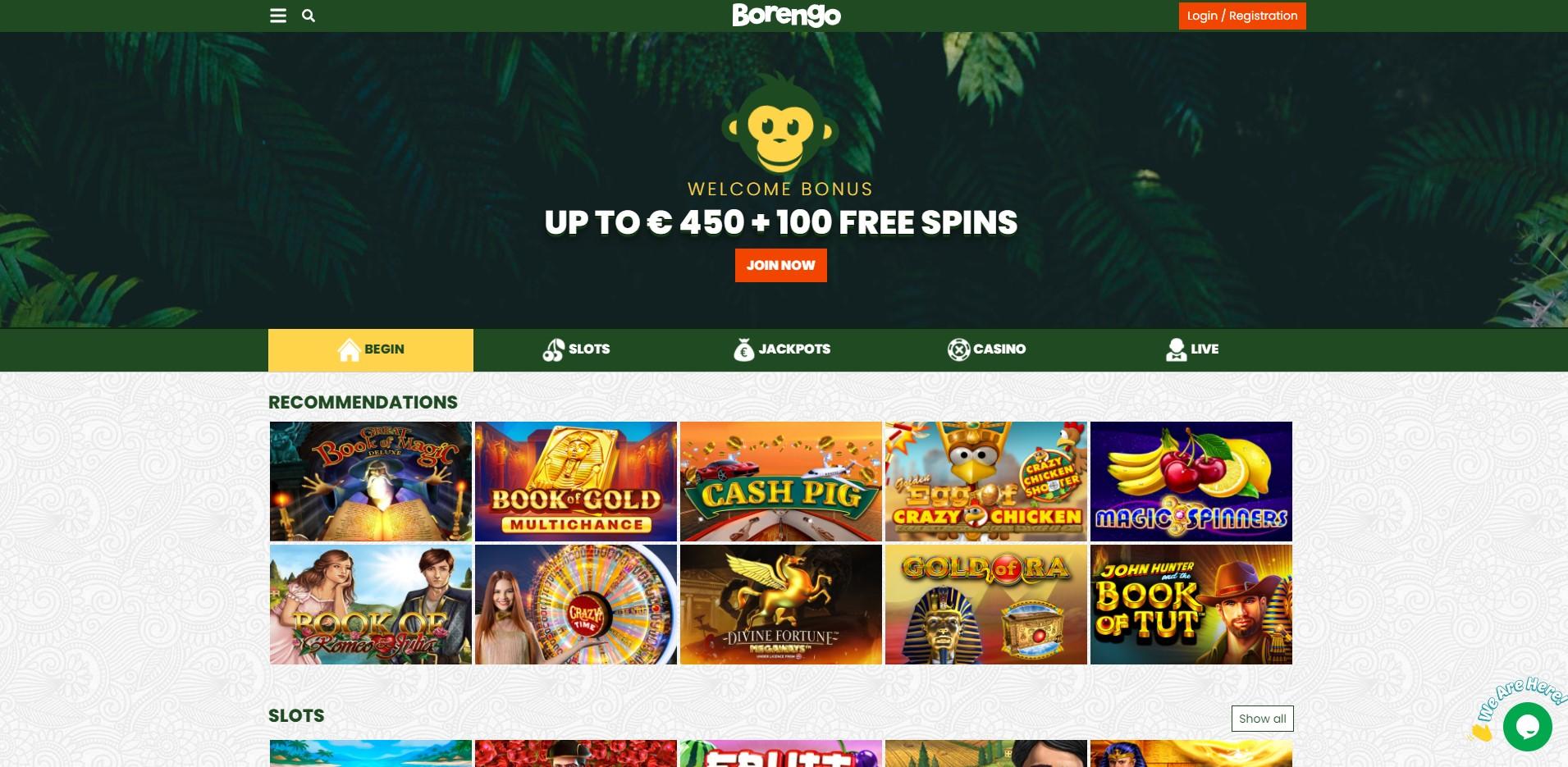 borengo.com - Website Review