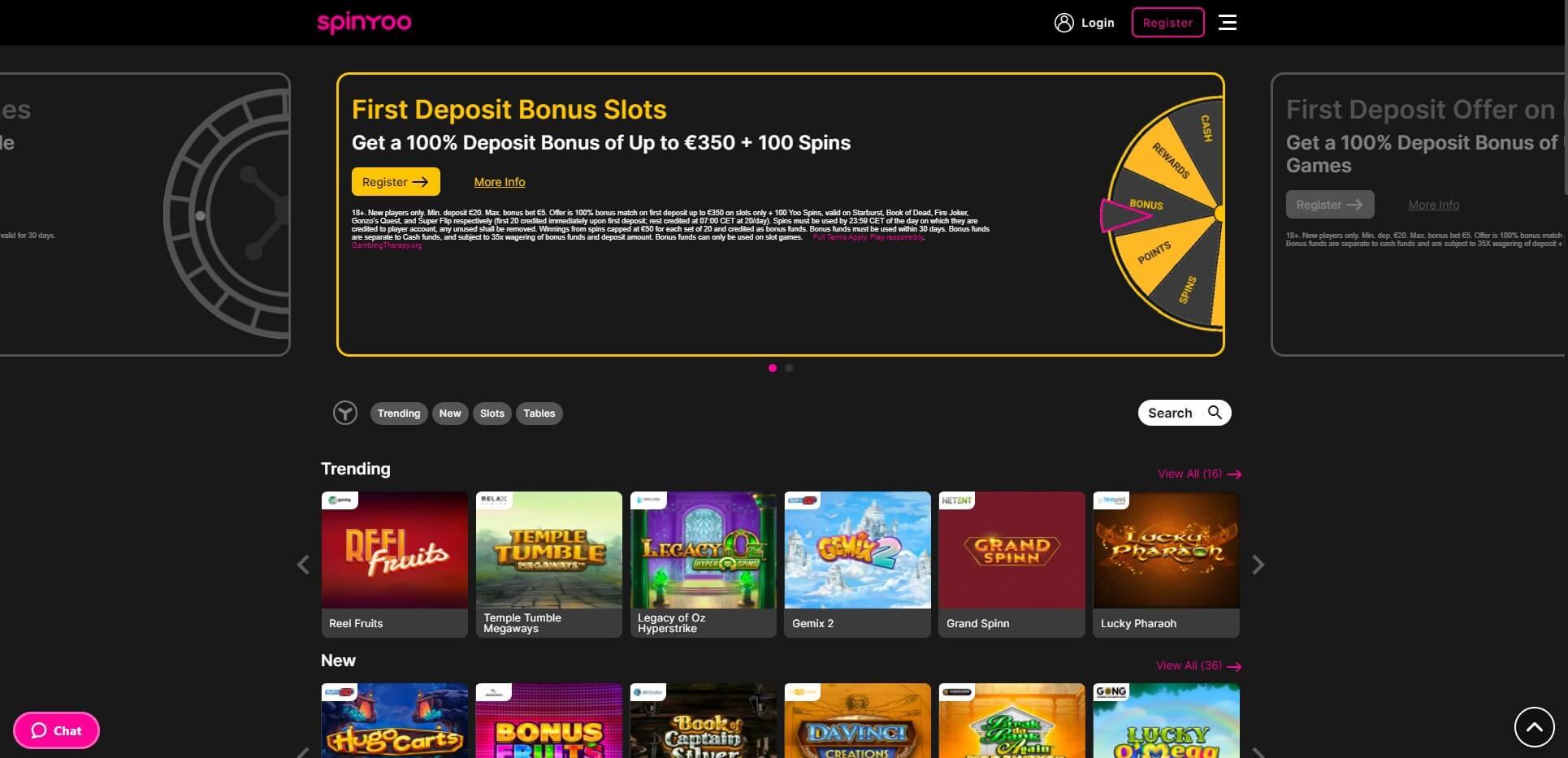 spinyoo.com – Website Review